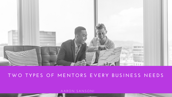 Business Mentors | Aaron Sansoni