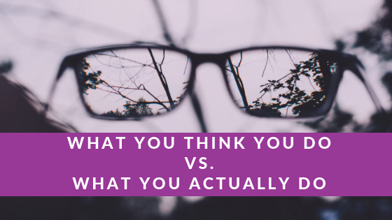 What You Think You Do | Aaron Sansoni
